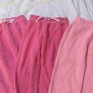 Sweat pants bundle.